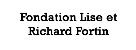Fondation Lise et Richard Fortin