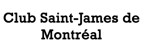 Club Saint-James de Montréal
